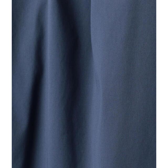 TOMORROWLAND(トゥモローランド)のtomorrowland ストレッチブロード クルーネックブラウス レディースのトップス(カットソー(半袖/袖なし))の商品写真