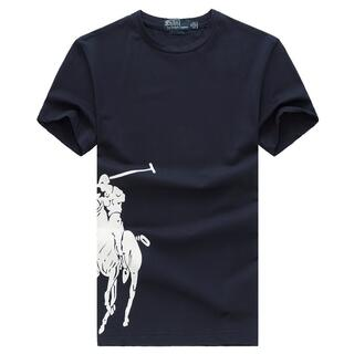 ポロラルフローレン(POLO RALPH LAUREN)の高品質男性用ポロ ラルフローレンTシャツ3色(Tシャツ/カットソー(半袖/袖なし))