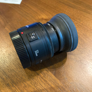 Canon - Canon単焦点50m