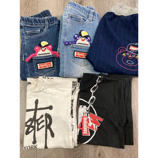ジャム(JAM)の専用♡jam 130 まとめ売り(Tシャツ/カットソー)