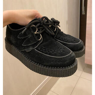 アンダーグラウンド(UNDERGROUND)のUNDERGROUND 靴 サイズ3(ローファー/革靴)