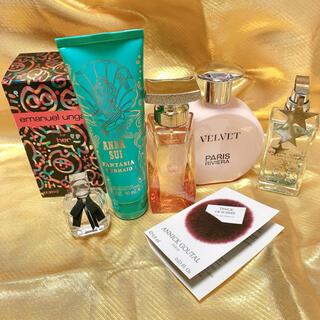 Yves Saint Laurent Beaute - 新品入り サンローラン アナスイ サムライウーマン ドルチェ 香水 まとめ売り