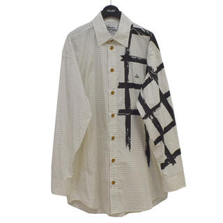 Vivienne Westwood - vivienne westwood Man ロングデザインシャツ ヴィヴィアン