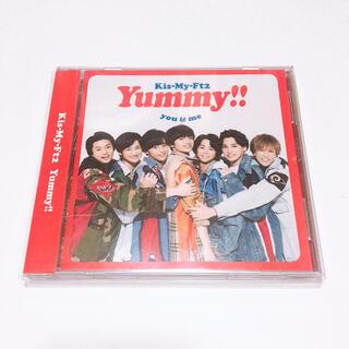 キスマイフットツー(Kis-My-Ft2)のKis-My-Ft2 Yummy!! 通常盤 CD(ポップス/ロック(邦楽))