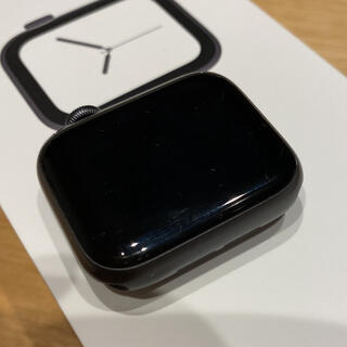 Apple Watch - アップルウォッチ Apple watch4 本体のみ