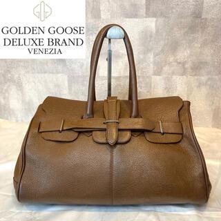 ゴールデングース(GOLDEN GOOSE)の【GOLDEN GOOSE】定価16万 牛革 ゴールデングース ポーラバッグ(トートバッグ)