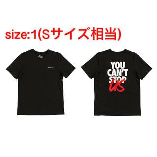 sacai - sacai × NIKE 限定 コラボTシャツ