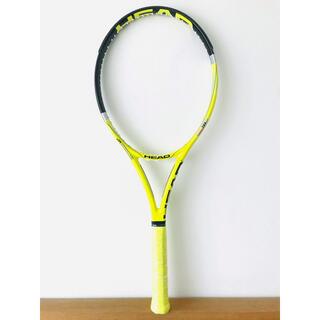 ヘッド(HEAD)の【新品同様】ヘッド『エクストリームMP』テニスラケット/HEAD/イエロー(ラケット)