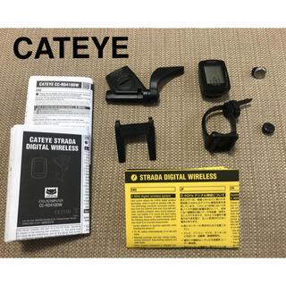 キャットアイ(CATEYE)のCATEYE サイクルコンピューター CC-RD410DW(パーツ)