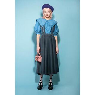 キャンディーストリッパー(Candy Stripper)のセーラージャンパースカート(ロングワンピース/マキシワンピース)