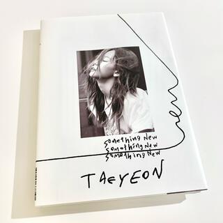 ショウジョジダイ(少女時代)の少女時代 テヨン 「Something New」 韓国盤 CD(K-POP/アジア)