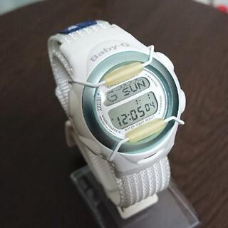 ベビージー(Baby-G)のCASIO Baby-G BG-097 ラバコレ(腕時計)