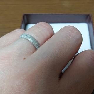 アッシュペーフランス(H.P.FRANCE)のK18指輪(リング(指輪))