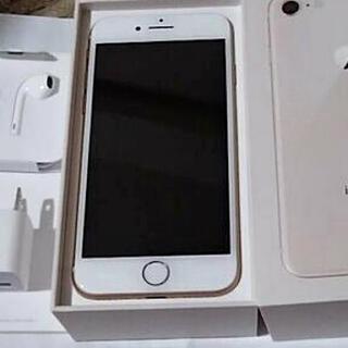 NTTdocomo - iPhone8 64G ゴールド、超美品、docomo判定○、ドコモショップ購入