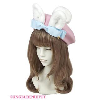 アンジェリックプリティー(Angelic Pretty)の 本日発送 AngelicPretty Moco moco Bunnysベレー(ハンチング/ベレー帽)