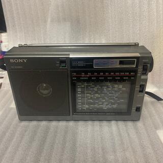 ソニー(SONY)のSONY ICF-EX5MK2 FM/ラジオNIKKEI/MW 3バンドラジオ(ラジオ)