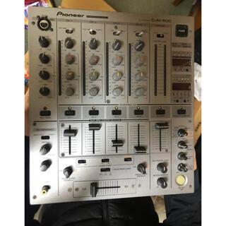 パイオニア(Pioneer)のPioneer DJM600 DJミキサー(DJミキサー)