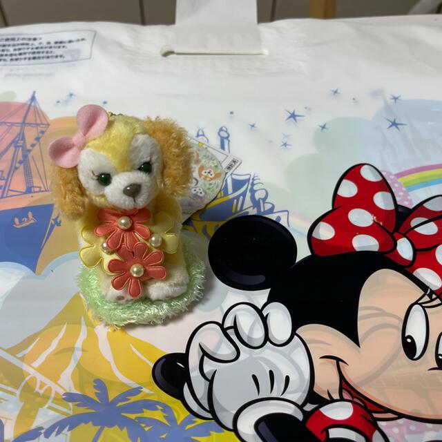 Disney(ディズニー)の【最終値下】クッキーアン★ぬいぐるみストラップ★スプリングインブルーム エンタメ/ホビーのおもちゃ/ぬいぐるみ(キャラクターグッズ)の商品写真