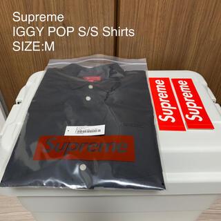 Supreme - Supreme IGGY POP S/S Shirts Mサイズ シュプリーム