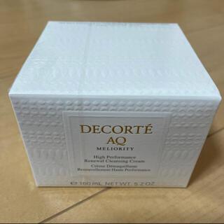 COSME DECORTE - コスメデコルテAQ ミリオリティ リペアクレンジングクリームn150g