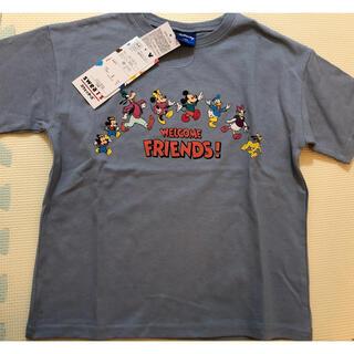 futafuta - Disney レトロミッキー Tシャツ 120