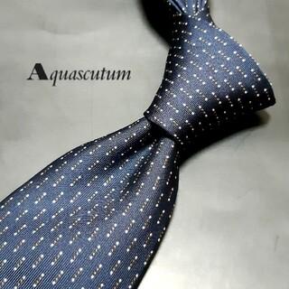アクアスキュータム(AQUA SCUTUM)の「Aquascutum」ネクタイ(ネクタイ)