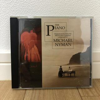 MICHEL NYMAN マイケル・ナイマン THE PIANO CD  中古(映画音楽)