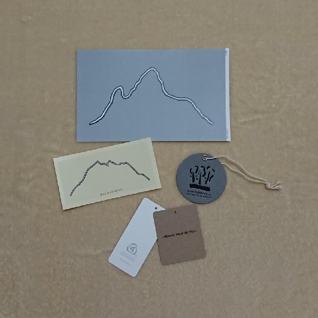 atelierBluebottle Mt.TANIGAWA GEZAN-T スポーツ/アウトドアのアウトドア(登山用品)の商品写真