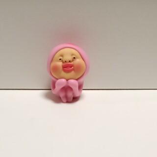 モモジリ こびと図鑑 こびとづかん フィギュア レア レトロ かわいい 桃(キャラクターグッズ)