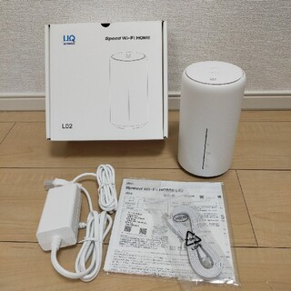 HUAWEI - UQ wimax speed wi-fi home l02 huawei