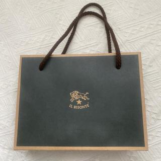 イルビゾンテ(IL BISONTE)のイルビゾンテ IL BISONTE 紙袋 ショッパー(ショップ袋)