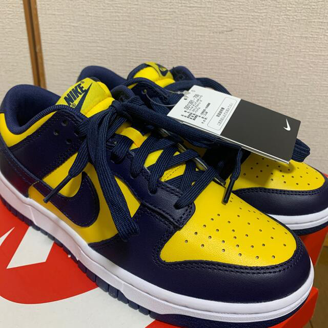 NIKE(ナイキ)のNIKE ダンク ロー 24センチ メンズの靴/シューズ(スニーカー)の商品写真