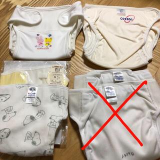 ニシキベビー(Nishiki Baby)のオムツカバー6枚 新品あり(ベビーおむつカバー)