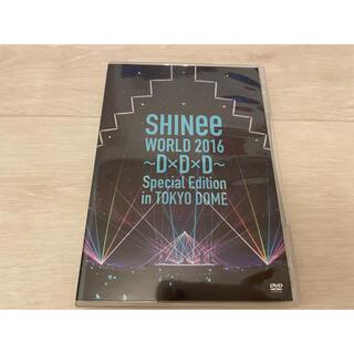 SHINee - SHINeeWORLD2016D×D×DSpecialTOKYO DOME2枚組