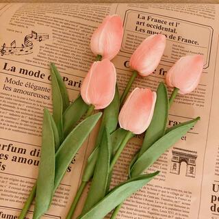 ピンク3本白2本黄色2本 7本セット 韓国 海外 母の日(その他)
