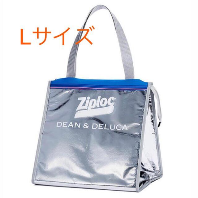 DEAN & DELUCA(ディーンアンドデルーカ)のLサイズ Ziploc DEAN&DELUCA BEAMS COUTURE 新品 レディースのバッグ(エコバッグ)の商品写真