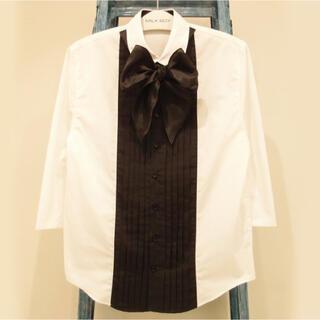 MILKBOY - milkboy ミルクボーイ リボンシャツ ribbon shirt タイ