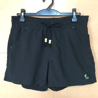オーシャンパシフィック(OCEAN PACIFIC)のタグ付き OP 水着パンツのみ レディース Lサイズ BK(水着)