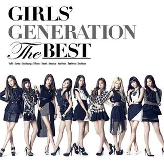 ショウジョジダイ(少女時代)の少女時代 THE BEST 完全生産限定コンプリート盤(K-POP/アジア)