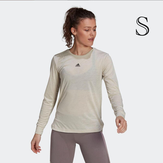 アディダス(adidas)のU4U AEROREADY 長袖Tシャツ(Tシャツ(長袖/七分))