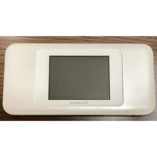 WiMAX2+ Speed Wi-Fi NEXT W06 UQ WiMAX(PC周辺機器)