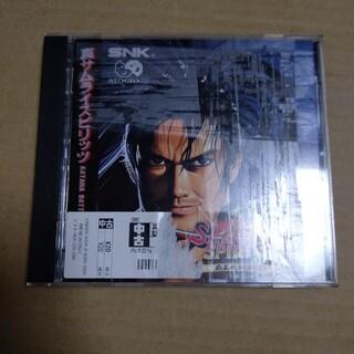 エスエヌケイ(SNK)のNCD 真サムライスピリッツ(家庭用ゲームソフト)