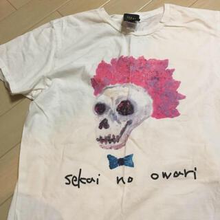 セカオワ ドクロ Tシャツ(ミュージシャン)