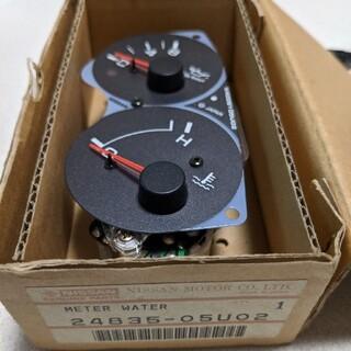 スカイラインGTR水温計