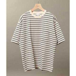 ビューティアンドユースユナイテッドアローズ(BEAUTY&YOUTH UNITED ARROWS)のBY ハイゲージコットン ボーダー 樽型 Tシャツ(Tシャツ/カットソー(半袖/袖なし))