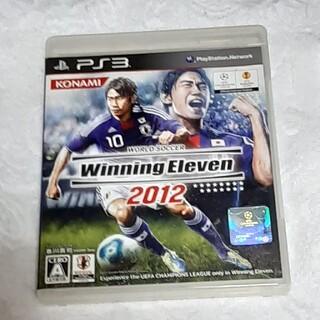 KONAMI - ワールドサッカー ウイニングイレブン 2012 PS3