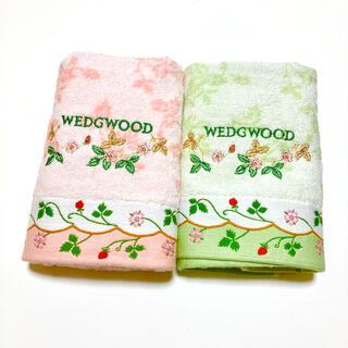 WEDGWOOD - ウェッジウッド フェイスタオル