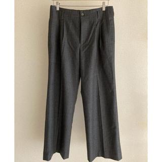 RAF SIMONS - 1998-1999 RAF SIMONS archive wide pants