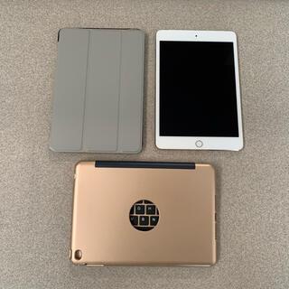 iPad - iPad mini 4 16GB Wi-Fi+Cellular ゴールド ケース