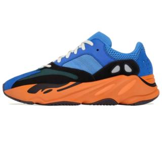 アディダス(adidas)の27cm Yeezy Boost 700 BRIGHT blue(スニーカー)